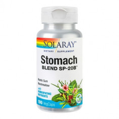 Stomach Blend, 100cps easy-to-swallow, Solaray