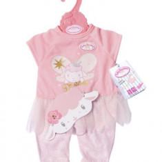 Costum de zana pentru papusa Baby Annabell