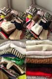 Rochie, fusta, pantaloni, cămașă, lot haine, 38, Verde
