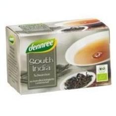 Ceai Ecologic Negru India Dennree 1.5gr x 20pl Cod: 481476