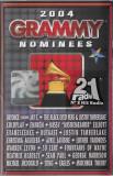 Caseta 2004 Grammy Nominees , originala, holograma