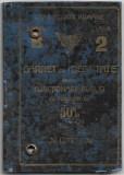 Carnet de identitate CFR Lucian Bolcas 1934