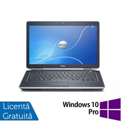 Laptop DELL Latitude E6430, Intel Core i7-3720QM 2.60GHz, 4GB DDR3, 320GB SATA, DVD-RW, 14 Inch + Windows 10 Pro foto
