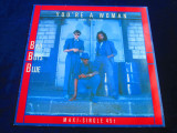 Bad Boys Blue - You're A Woman _ 12'' maxi single _ Coconut (1985, Germania)