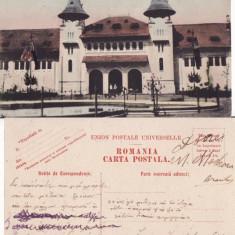 Bucuresti- Expozitia Internationala 1906-Pavilionul agriculturii