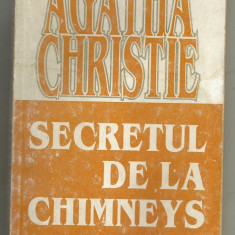 Agatha Christie / Secretul de la Chimneys