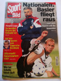 """Revista sport - """"SPORT BILD"""" (Germania) 02.12.1998"""