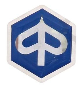 Emblema Piaggio Cod Produs: MX_NEW 142720080RM foto