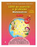 1200 de exerciţii şi probleme. Matematică. Clasa a II-a, Clasa 2