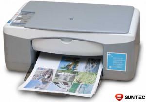 Lot de 100 imprimante multifunctionale HP PSC 1410 Q7290A fara cartuse si fara alimentatoare