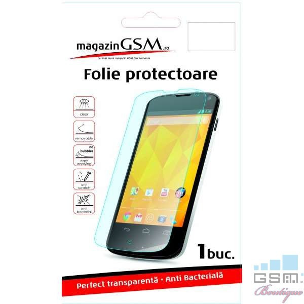 Folie Protectie Display Samsung Galaxy A6 Plus 2018 Crystal