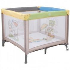 Tarc de joaca Copii Sleep & Fun Play Amalfy - Bear
