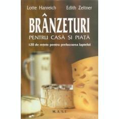 Brânzeturi pentru casă și piață