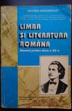 Limba si literatura romana - Manual pentru clasa a XII-a - A. Gligor, M. Iancu