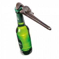 Desfacator de bere in forma de cheie franceza | Donkey