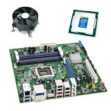 Kit Placa de Baza Second Hand Intel DQ67SW, Quad Core i5-2400, Cooler
