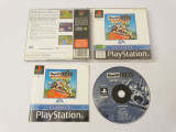 Joc Sony Playstation 1 PS1 PS One - Theme Park World
