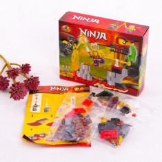 Joc creativ lego Ninja (2) figurine