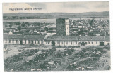 1535 - SALONTA, Bihor, Market, Romania - old postcard - unused - 1918