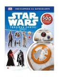 Disney. Star Wars. Trezirea Forței. (Episodul VII). Enciclopedia cu autocolante