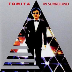 Isao Tomita Pictures At An Exhibition surround (cd)