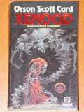 XENOCID, SAGA LUI ENDER CONTINUA! de ORSON SCOTT CARD 1995, Nemira