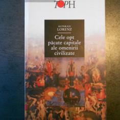 KONRAD LORENZ - CELE OPT PACATE CAITALE ALE OMENIRII
