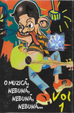 Caseta O Muzică Nebună, Nebună, Nebună... Vol 1, originala