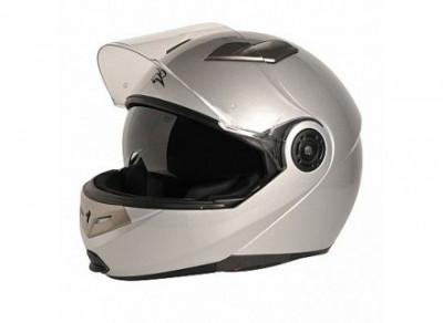 Casca motocicleta Integrala Richa Explorer marime 2XL culoare Argintie foto