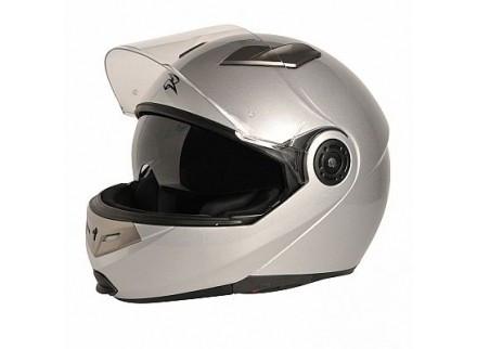 Casca motocicleta Integrala Richa Explorer marime 2XL culoare Argintie