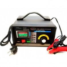 Redresor auto incarcare baterii 12V 10A / 6V 2A cu Robot pornie auto 55A