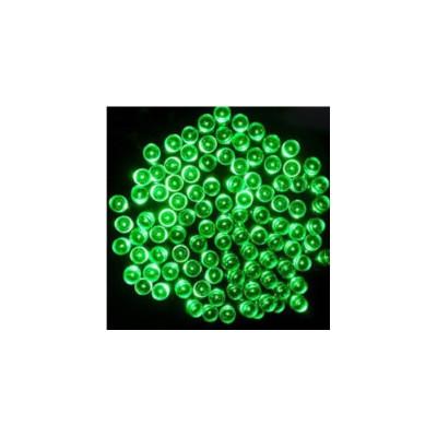 Instalatie de Craciun 6 m x 3 m, Perdea Verde, 600 leduri, SDX, 6021V / perdea luminoasa verde foto