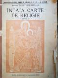 """Intaia carte de religie"", pr. Dumitru Calugaru, Arhiepiscopia Alba Iulia, Sibiu"
