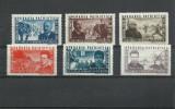 TSV$ - ROMANIA 1945 168 LP APARAREA PATRIOTICA MNH/** LUX, Nestampilat