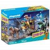 Set de Constructie Scooby-Doo si Vestul Salbatic, Playmobil