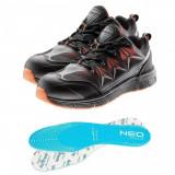 Cumpara ieftin Pantofi de lucru fara elemente metalice, O1, SRC, talpici/branturi, marimea 41, NEO