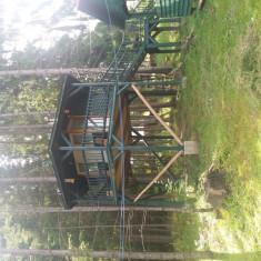 Inchiriez cabana si casute pentru pescari