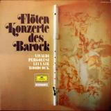VINIL Vivaldi - Pergolesi - Leclair - Woodcock – Flötenkonzerte Des Barock (EX)