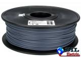 Filament PLA pentru imprimanta 3D 1KG 3 mm gri