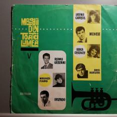 Melodii din Toata Lumea vol V - Selectii (ede-0298/Electrecord) -  VINIL/VG+