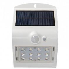 LSWL1540 LAMPA LED SOLARA DE PERETE CU SENZOR DE MISCARE 1.5W L IP65 ULTRALUX