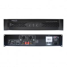 Amplificator analog, mod de functionare stereo si in punte, 2 x 150 W