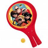 Set Palete Incredibles 2 cu Minge Mondo