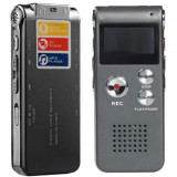 Cumpara ieftin Mini Reportofon Profesional iUni MEP03, Memorie Interna 8GB, Functie MP3 Player