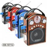 Radio multifunctional dotat cu mp3 player Waxiba XB-1071U