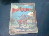 Aventurile viteazului cavaler Don Quijote dela Mancha Miguel De Cervantes De Saavedra,ilustratii de Bordenache