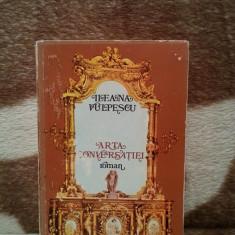 ARTA CONVERSATIEI-ILEANA VULPESCU