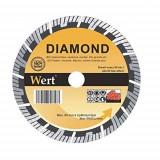Cumpara ieftin Disc diamantat segmentat turbo pentru fierastrau circular, taiere beton, zidarie, piatra Wert W2713-180, O180x22.2 mm