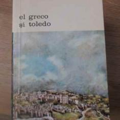 EL GRECO SI TOLEDO - GREGORIO MARANON