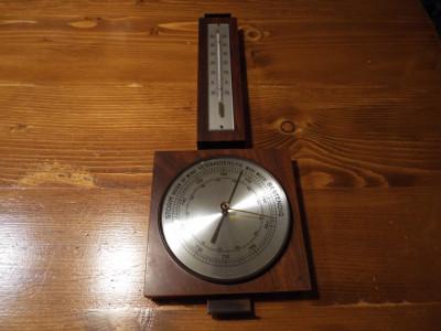 barometru termometru Germania foto